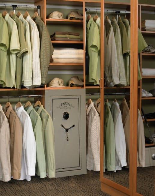 How to Install Gun Safe in a Closet?